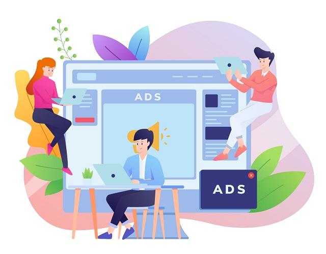 gestion des campagnes Ads
